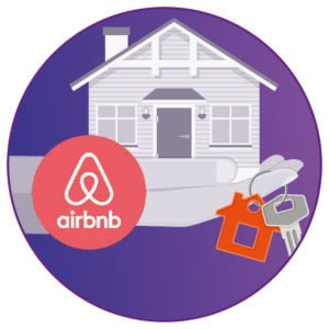 Airbnb Host Icon