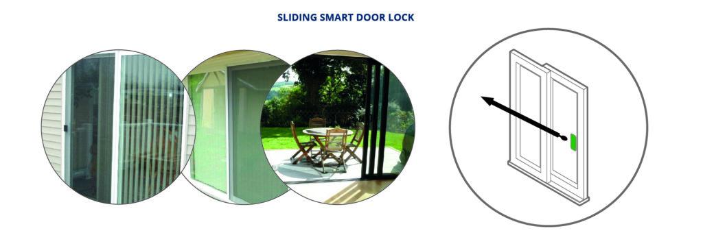 Smart Sliding Glass Door