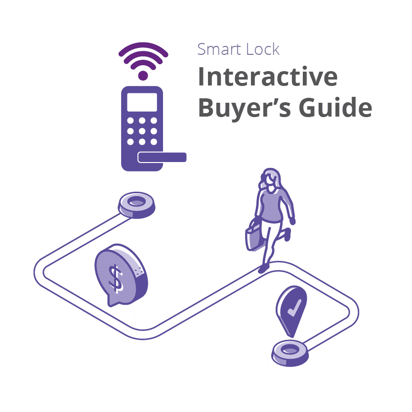 Interactive Buyers Guide Smart Lock
