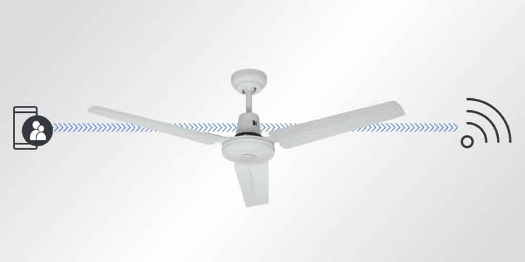 Smart Ceiling Fan Header