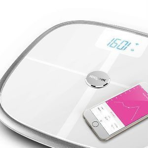 Bluetooth and Wifi Smart Bathroom Body Scales Image