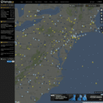 Real-Time Air and Marine Traffic Dashboard